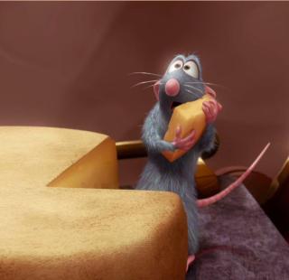 Ratatouille - Obrázkek zdarma pro 208x208