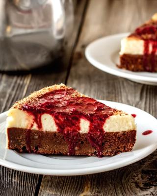 Cherry Cake - Obrázkek zdarma pro iPhone 6 Plus