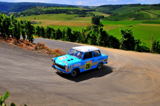 Free Trabant 601, GDR East Germany Picture for Android, iPhone and iPad