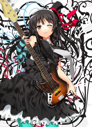 Mio Akiyama - Obrázkek zdarma pro Nokia C2-02