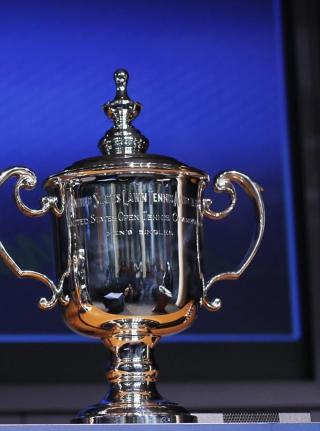 US Open Trophy Tennis - Obrázkek zdarma pro Nokia Asha 203