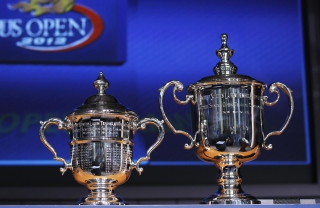 US Open Trophy Tennis - Obrázkek zdarma pro Samsung Galaxy