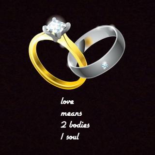 Love Rings - Obrázkek zdarma pro 1024x1024