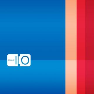 Google IO - Obrázkek zdarma pro 320x320