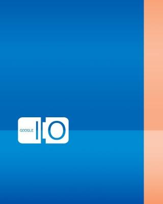 Google IO - Obrázkek zdarma pro 360x400