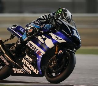 Yamaha MotoGP - Obrázkek zdarma pro 128x128