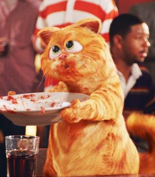 Garfield - Obrázkek zdarma pro 480x800