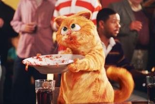 Garfield - Obrázkek zdarma pro Samsung Galaxy Note 4