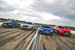 Free Audi RS 7, RS 6, R8 Picture for Android, iPhone and iPad