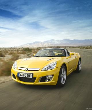 Opel GT - Obrázkek zdarma pro Nokia C-Series