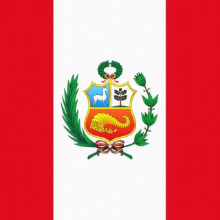 Flag Of Peru - Obrázkek zdarma pro 128x128