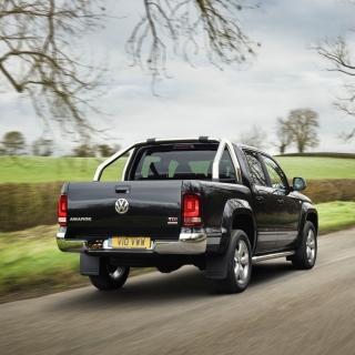 Volkswagen Amarok Pickup Truck - Obrázkek zdarma pro iPad
