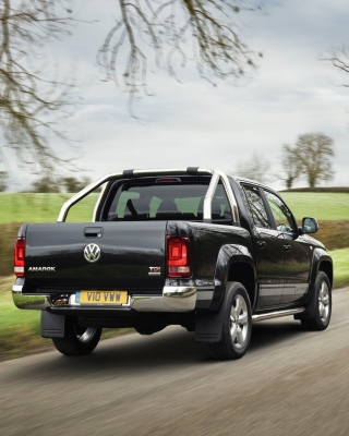 Volkswagen Amarok Pickup Truck - Obrázkek zdarma pro iPhone 6 Plus