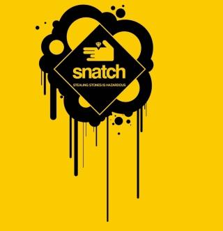 Snatch Logo - Obrázkek zdarma pro 320x320