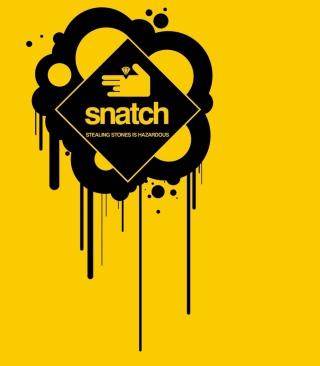 Snatch Logo - Obrázkek zdarma pro 640x960