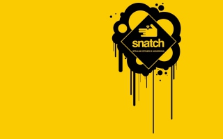 Snatch Logo - Obrázkek zdarma pro Nokia Asha 200