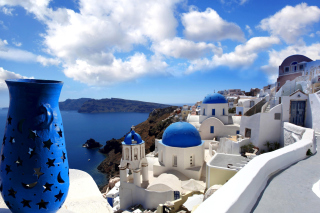 Free Oia, Greece, Santorini Picture for Android, iPhone and iPad