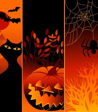 Happy Halloween - Obrázkek zdarma pro 640x960