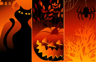 Free Happy Halloween Picture for Android, iPhone and iPad