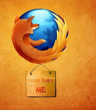 Firefox - Best Web Browser - Obrázkek zdarma pro Nokia 300 Asha
