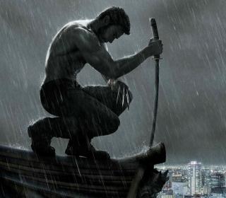 The Wolverine Movie - Obrázkek zdarma pro 208x208