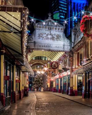 London Leadenhall Market - Obrázkek zdarma pro 750x1334