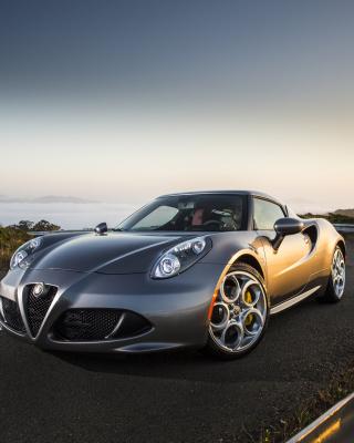 Alfa Romeo 4C - Obrázkek zdarma pro 360x400