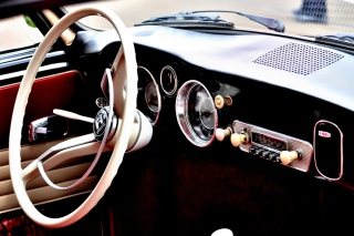 Old Car Background for Android, iPhone and iPad
