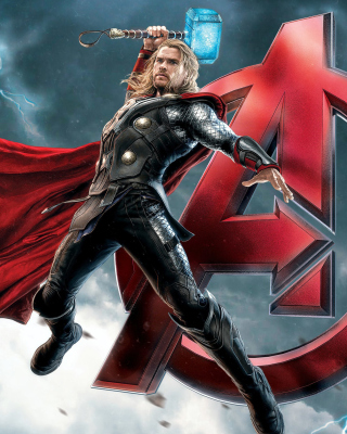 Thor Avengers Wallpaper for Nokia N8