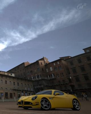 Alfa Romeo - Obrázkek zdarma pro Nokia X2-02