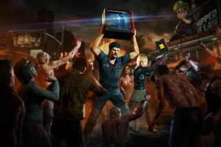 Dead Rising 3 PC Game Background for Android, iPhone and iPad