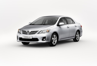 Toyota Corolla Wallpaper for Android, iPhone and iPad