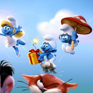 Get Smurfy - Obrázkek zdarma pro 128x128