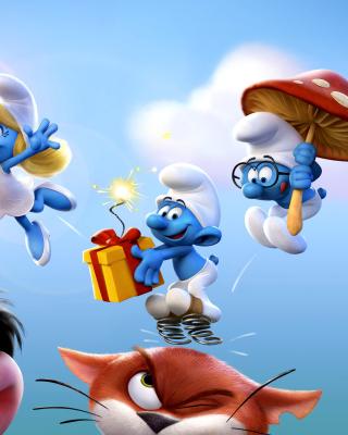 Get Smurfy - Obrázkek zdarma pro Nokia C2-06