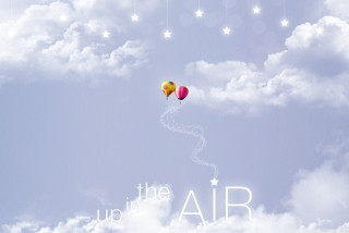 Up In The Air Wallpaper for Android, iPhone and iPad