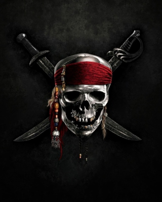 Pirates Of The Caribbean - Obrázkek zdarma pro Nokia C1-02