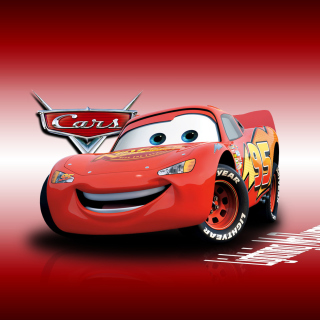 Mcqueen Cars - Obrázkek zdarma pro iPad