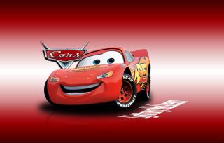 Mcqueen Cars - Obrázkek zdarma pro LG P500 Optimus One