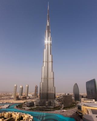 Dubai - Burj Khalifa - Obrázkek zdarma pro 360x640