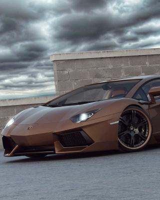 Lamborghini Aventador LP800 - Obrázkek zdarma pro 480x640