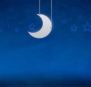 Moon - Obrázkek zdarma pro iPad mini