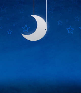 Moon - Obrázkek zdarma pro 240x400