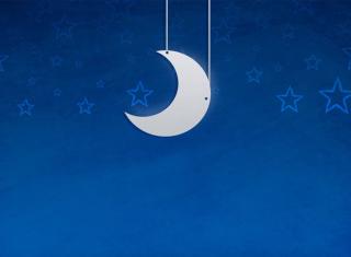 Moon - Obrázkek zdarma pro Fullscreen Desktop 1024x768
