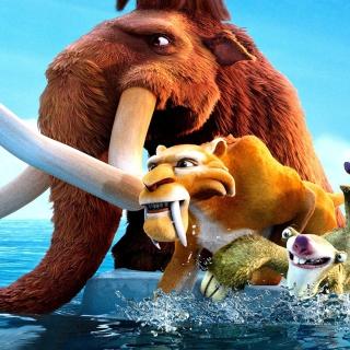 Ice Age 4 - Obrázkek zdarma pro 320x320
