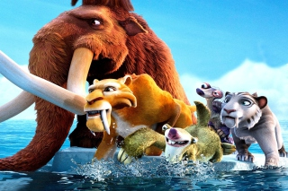 Free Ice Age 4 Picture for Android, iPhone and iPad