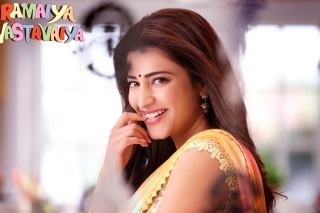 Actress Shruti Haasan Picture for Android, iPhone and iPad