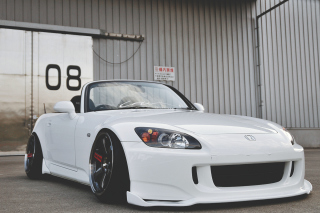 Honda S2000 Wallpaper for Android, iPhone and iPad