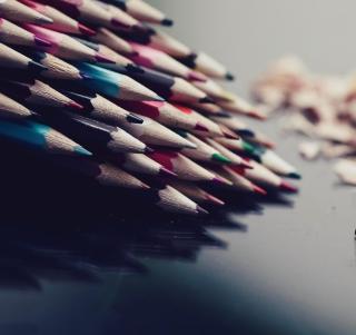 Crayons - Obrázkek zdarma pro 128x128