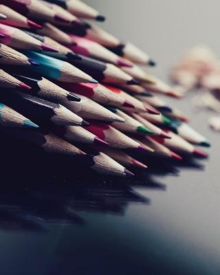 Crayons - Obrázkek zdarma pro Nokia Asha 310