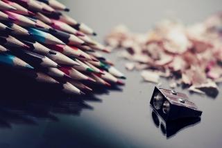 Crayons - Obrázkek zdarma pro HTC One